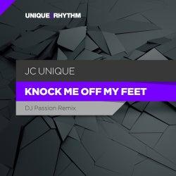 Knock Me Off My Feet (DJ Passion Remix)