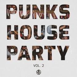 Punks House Party, Vol. 2
