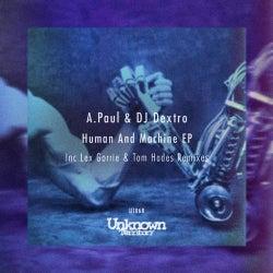 Human & Machine EP