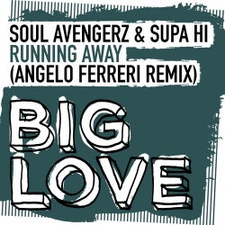 Running Away (Angelo Ferreri Extended Remix)