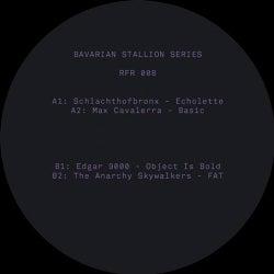 Bavarian Stallion Series 008