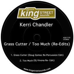 Grass Cutter / Too Much (Re-Edits)