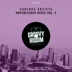 Unpublished Mixes, Vol. 5