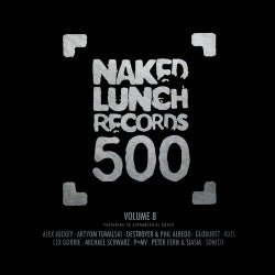 Naked Lunch 500 - Volume 8