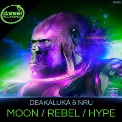 Moon / Rebel / Hype