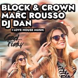 I Love House Music (Club Mix)