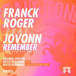 Remember (2020 Remixes) Part 2