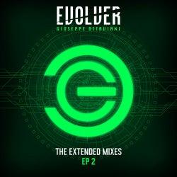 Evolver - The Extended Mixes EP 2