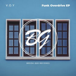 Funk Overdrive EP
