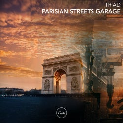 Parisian Streets Garage