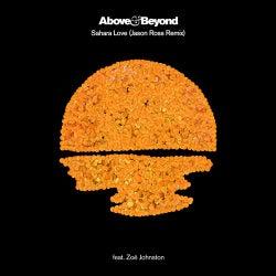 Sahara Love (Jason Ross Remix)