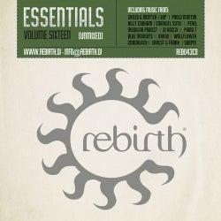 Rebirth Essentials Volume Sixteen