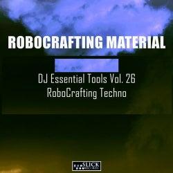 DJ Essential Tools Vol. 26 - RoboCrafting Techno