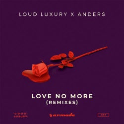 Love No More - Remixes