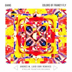 Colors of Francy Fly