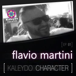 Kaleydo Character: Flavio Martini EP 1