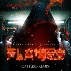 Flames (GATTÜSO Remix / Extended Version) feat. Jungleboi