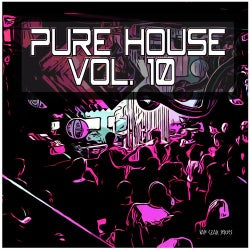 Pure House, Vol. 10