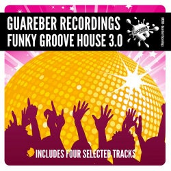 Guareber Recordings Funky Groove House 3.0