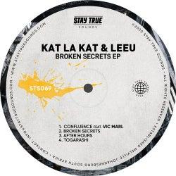 Broken Secrets EP