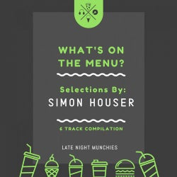 What's On The Menu? Selections By: Simon Houser