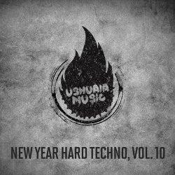 New Year Hard Techno, Vol. 10