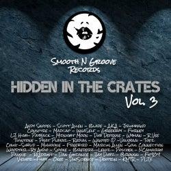 Hidden In The Crates, Vol. 3