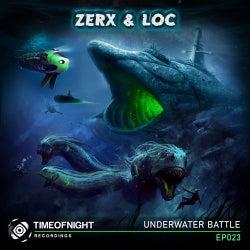 Underwater  Battle