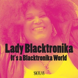 It's Blacktronika World