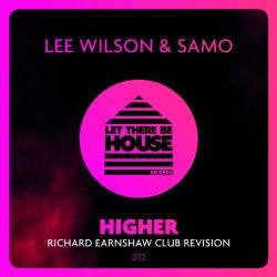 Higher (Richard Earnshaw Club Revision)