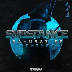 Samurai Remix EP