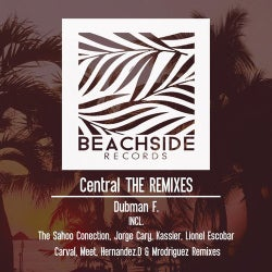 Central THE REMIXES