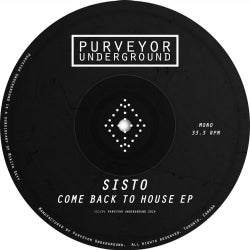 Come Back To House EP