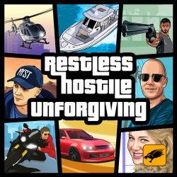 Restless, Hostile, Unforgiving - Extended Mix