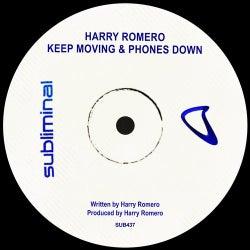 Keep Moving & Phones Down