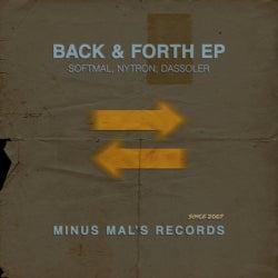 Back & Forth EP