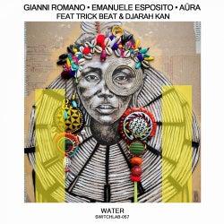 Water (feat. Trick Beat , Djarah Kan)