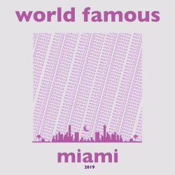 World Famous Miami 2019