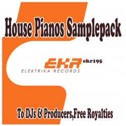 House Pianos Samplepack