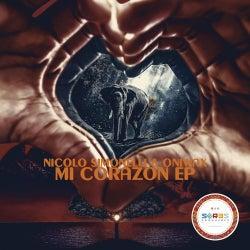 Mi Corazon EP