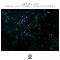 Palameo (Klunsh Remix) / Heavy Lights (Len Walker Remix)