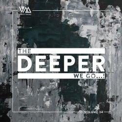 Dan caster tracks releases on beatport the deeper we go vol 34 publicscrutiny Gallery