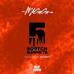 5 Scotch Bonnets