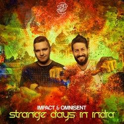Strange Days In India