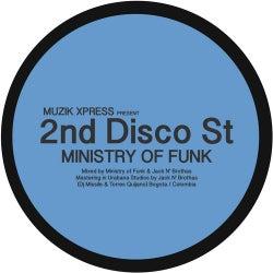 Ministry Of Funk - 2n Disco St