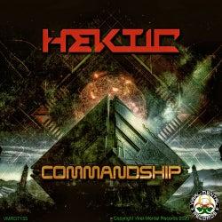 Commandship EP