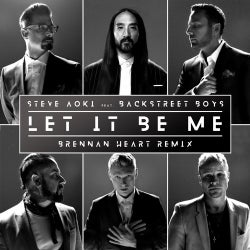 Let It Be Me - Brennan Heart Remix