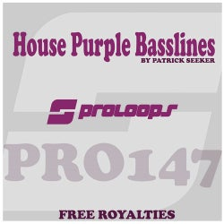 House Purple Basslines