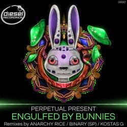 Engulfed By Bunnies