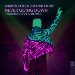 Never Going Down - Richard Durand Remix